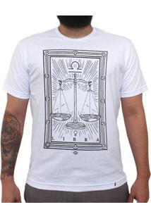 Libra - Camiseta Clássica Masculina