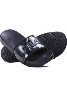 Chinelo Fila Slide Casual Drifter Basic