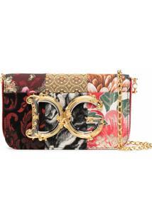 Dolce & Gabbana Bolsa Tiracolo Dg Girls - Vermelho