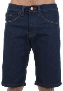Bermuda Jeans Hd Classic - Masculino