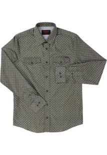 Camisa Com Manga Tassa masculina  d5867ced9769f