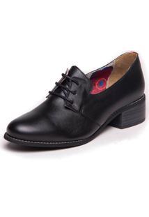 Sapato Social Preto 3007