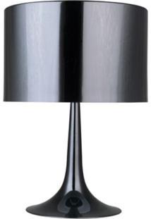 Luminaria Sirius Em Aluminio Cor Preto Solido - 11588 - Sun House