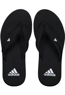 Chinelo Adidas Eezay Essence Feminino Preto