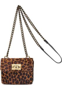 Bolsa Club Onça Animale - Animal Print