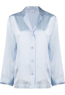La Perla Conjunto De Pijama - Azul