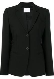 Dondup Classic Tailored Blazer - Preto
