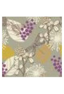 Papel De Parede Autocolante Rolo 0,58 X 3M - Floral 210106