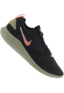 Tênis Nike Lunarsolo - Masculino - Preto/Laranja Esc
