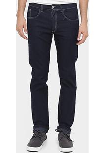 Calça Jeans Rock Blue Skinny - Masculino