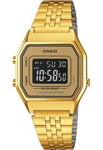 Relógio Casio Feminino La680Wga-9Bdf - Feminino