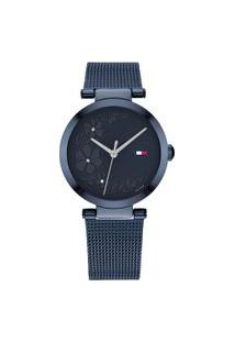 Relógio Tommy Hilfiger Feminino Aço Azul - 1782239