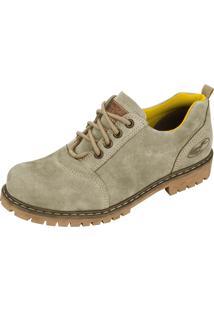 Sapato Beeton Walker403C Verde