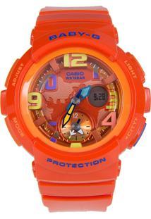 b1a593dfeba -2% Relógio Feminino Casio G-Shock Baby-G Analógico Digital Bga-190-4Bdr