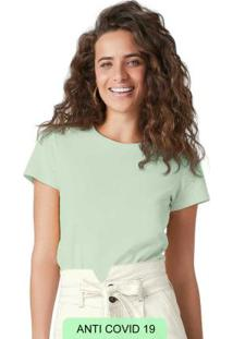 Blusa Verde Viroblock® Feminina