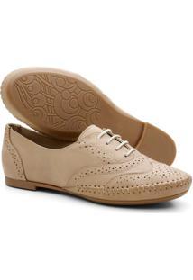 Sapato Oxford Mocassim Casual - - Tricae