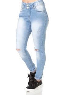 3432bd36c Calça Com Bolso Conforto feminina