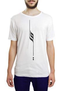 Camiseta Hunter Pena Branca