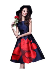 Vestido De Festa Longuete Rosa