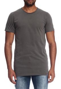 Camiseta Mormaii Urban Cinza