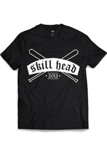 Camiseta Skill Head Bat - Masculino