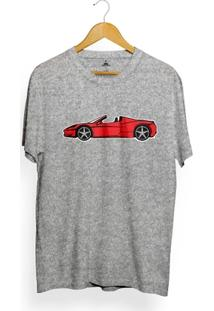 Camiseta Skill Head Car - Masculino