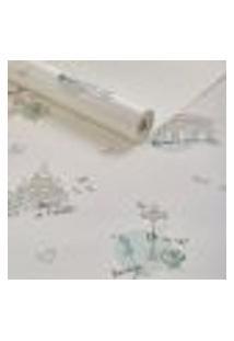 Papel De Parede Importado Textura Lavavel Infantil Menina