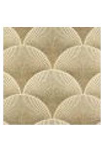 Papel De Parede Adesivo Decoração 53X10Cm Bege -W17301