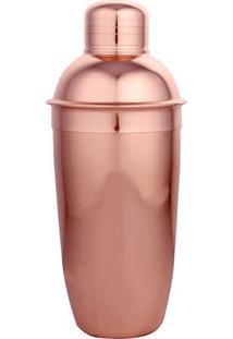 Coqueteleira De Cobre Em Aço Inox 500Ml Fullfit