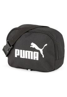 Pochete Puma Phase Preto E Branco