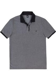 Camisa Polo Masculina Em Malha Premium De Algodão E Modelagem Comfort