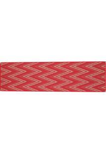 Passadeira Sisllê Ps19 0.66X1.80 - Lancer - Vermelho