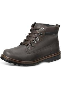 Bota Work Eco Canyon Five Marrom