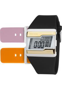 Relógio Mormaii Acquarela Colors Fzwt8E - Kanui
