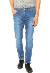 Calça Jeans Globe Denim Skinny Indigo Azul