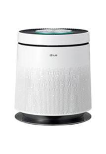Purificador De Ar Lg Puricare 360° Filtro Safe Plus Com 05 Níveis De Intensidade - As651Dwh0