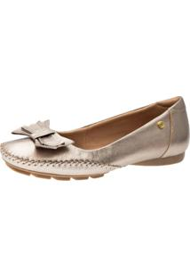 Sapatilha Couro Doctor Shoes 2778 Metalic