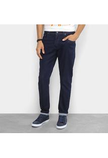 Calça Jeans Reta Redley Masculina - Masculino-Jeans