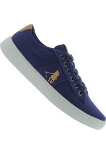 Tênis Polo Us 2455 - Masculino - Azul Escuro