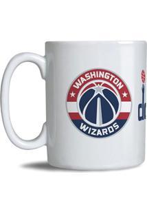 Caneca Nba Washington Wizards - Unissex