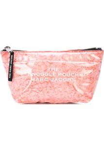 Marc Jacobs Bolsa Carteira The Snuggle - Rosa