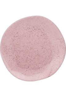 Conjunto De 6 Pratos Fundos 22,5Cm Ryo Pink Sand