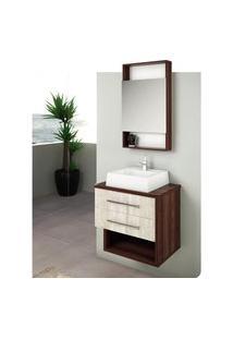 Gabinete Pra Banheiro Compacto E Suspenso Castaine E Calcare