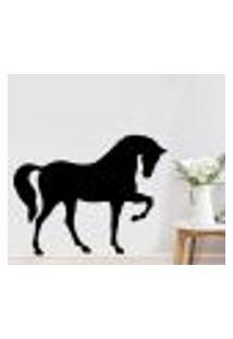 Adesivo De Parede Animais Cavalo 3 - P 38X48Cm