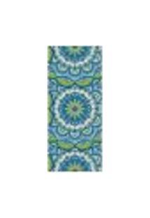 Adesivo Decorativo De Porta - Mandala - 2449Cnpt