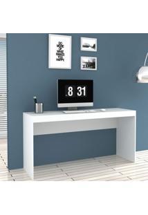 Escrivaninha Ho-2902 Home Office Hecol Móveis Branco Tx/Branco Tx