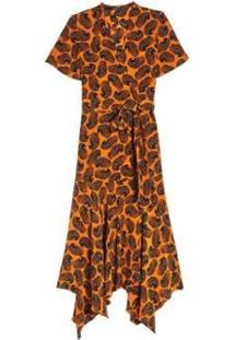 Vestido Seda Arara Eva - Feminino