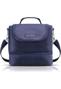 Bolsa Térmica Jacki Design Com 2 Compartimentos Masculino - Masculino-Azul