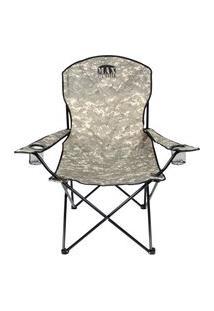 Cadeira Dobrável Araguaia Comfort Max Belfix Apoio De Braço E Porta Copo