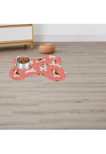 Tapete Love Decor Wevans Pet Cute Dogs Rosê